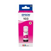 Tinte 103 EcoTank, Epson / Magenta (sarkana)
