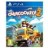 Spēle priekš PlayStation 4, Overcooked 2