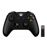 Bezvadu kontrolieris Xbox One + Wireless adapteris, Microsoft