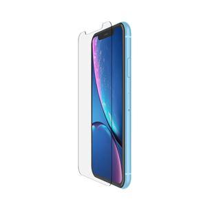 Aizsargstikls TemperedGlass priekš iPhone XR, Belkin