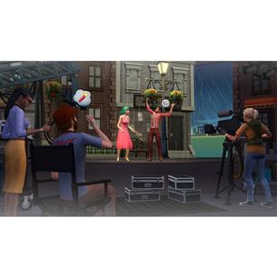 Компьютерная игра The Sims 4: Get Famous