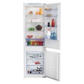 Built-in refrigerator Beko (177 cm)