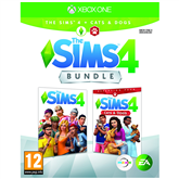 Xbox One game The Sims 4 + Cats and Dogs Bundle