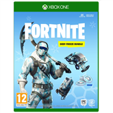 Spēle priekš Xbox One, Fortnite Deep Freeze Bundle