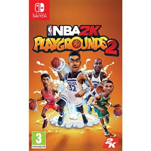 Spēle priekš Nintendo Switch NBA 2K Playgrounds 2