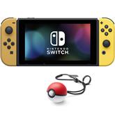 Spēļu konsole Switch Pokémon: Lets Go, Pikachu! Edition, Nintendo