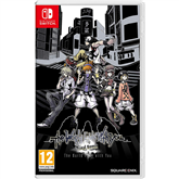 Spēle priekš Nintendo Switch, The World Ends With You