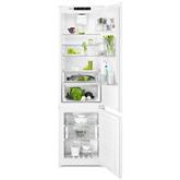 Iebūvējams ledusskapis, Electrolux / augstums: 189 cm