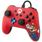 Spēļu kontrolieris priekš Nintendo Switch Mario, PowerA