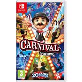 Spēle priekš Nintendo Switch, Carnival Games