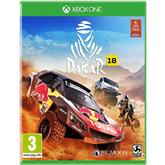 Spēle priekš Xbox One, Dakar 18