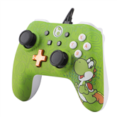 Spēļu kontrolieris priekš Nintendo Switch Yoshi, PowerA