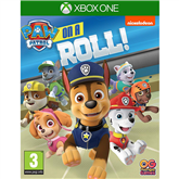 Xbox One game Paw Patrol: On A Roll