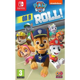 Игра Paw Patrol: On A Roll для Nintendo Switch 5060528030762