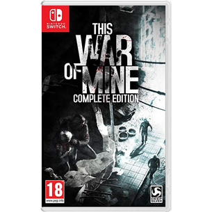 Spēle priekš Nintendo Switch, This War of Mine Complete Edition