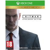 Spēle priekš Xbox One, Hitman: First Season Steelbook Edition