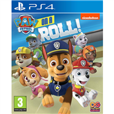 Spēle priekš PlayStation 4, Paw Patrol: On A Roll