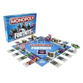 Galda spēle Monopoly - Fortnite, Hasbro