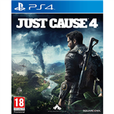 Игра для PlayStation 4, Just Cause 4
