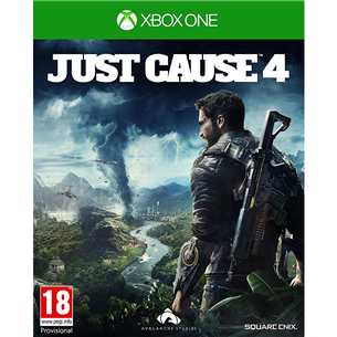 Игра для Xbox One, Just Cause 4