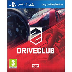 Spēle priekš PlayStation 4, Driveclub