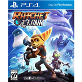 PS4 game Ratchet & Clank