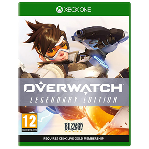 Spēle priekš Xbox One Overwatch Legendary Edition
