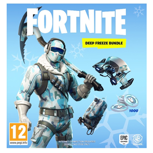 Spēle priekš PC Fortnite Deep Freeze Bundle