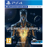 Spēle priekš PlayStation 4 VR, Unearthing Mars 2: The Ancient War