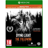 Spēle priekš Xbox One, Dying Light Enhanced Edition
