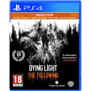 Spēle priekš PlayStation 4, Dying Light Enhanced Edition
