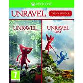 Spēle priekš Xbox One, Unravel Yarny Bundle