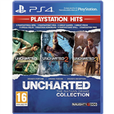 Spēle priekš PlayStation 4, UNCHARTED: The Nathan Drake Collection