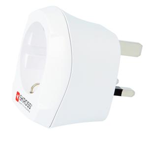 Ceļojuma adapteris EUR - UK, Skross 7640166320265