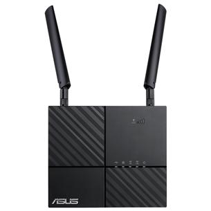 Bezvadu rūteris AC750 Dual Band, Asus / LTE