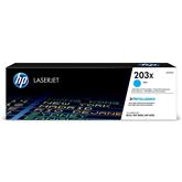 Toneris 203X lielas ietilpības, HP / zila