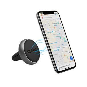 Автомобильный держатель для телефона с магнитом, SBS TESUPMIDROUNDAIR