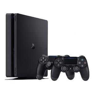 Spēļu konsole PlayStation 4 Slim, Sony / 1 TB + kontrolieris DualShock 4