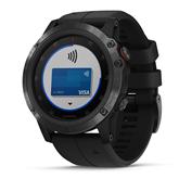 Multisporta GPS pulkstenis FENIX 5X Plus Sapphire, Garmin