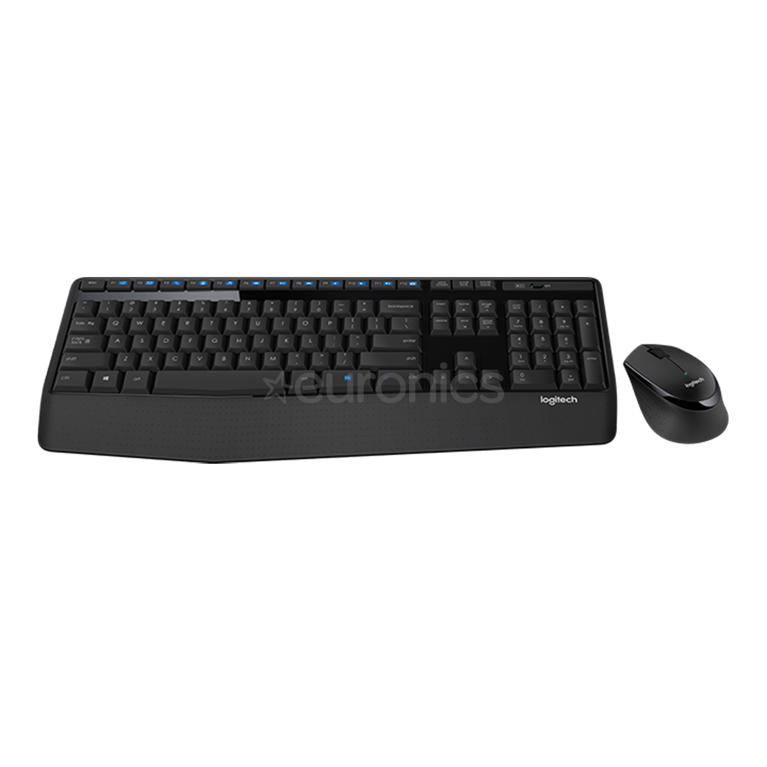 c5cba4d9958 Wireless keyboard + mouse Logitech MK345 (US), 920-006489
