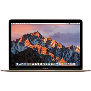 Portatīvais dators Apple MacBook (2017) / 12, 512 GB, RUS