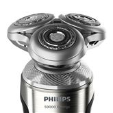 Skuveklis Prestige Series 9000, Philips / Wet & Dry