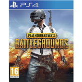 PS4 game Playerunknowns Battlegrounds