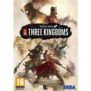 Spēle priekš PC, Total War: Three Kingdoms Limited Edition