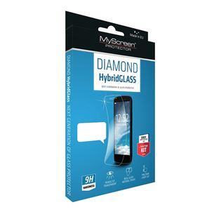 Ekrāna aizsargstikls Diamond hybrid glass priekš Galaxy J6 2018, MSC