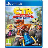Spēle priekš PlayStation 4 Crash Team Racing Nitro-Fueled