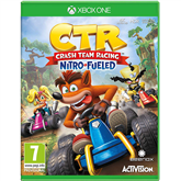 Игра для Xbox One Crash Team Racing Nitro-Fueled