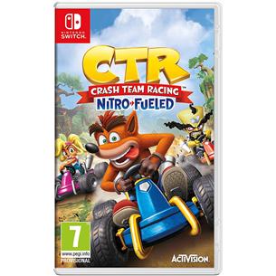 Spēle priekš Nintendo Switch Crash Team Racing Nitro-Fueled