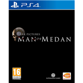 Spēle priekš PlayStation 4, The Dark Pictures Anthology: Man of Medan