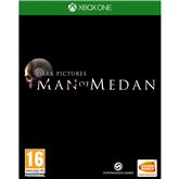Spēle priekš Xbox One, The Dark Pictures Anthology: Man of Medan